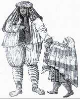 Conexión de los moriscos con los berberíscos y turcos