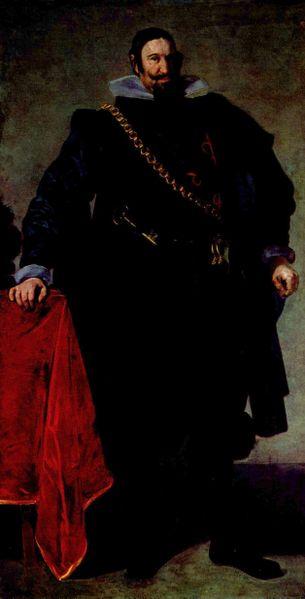 La monarquía absoluta (6). La monarquía hispánica. El conde-duque de Olivares